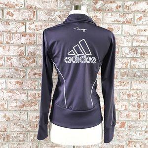 ADIDAS 2009 Purple Track Mirage Las Vegas Jacket M